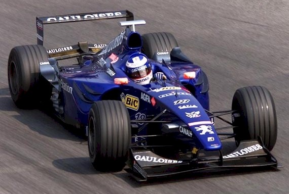 Prost F1, equipe histórica de Formula 1 de 1999 - by sml.pagespro-orange.fr